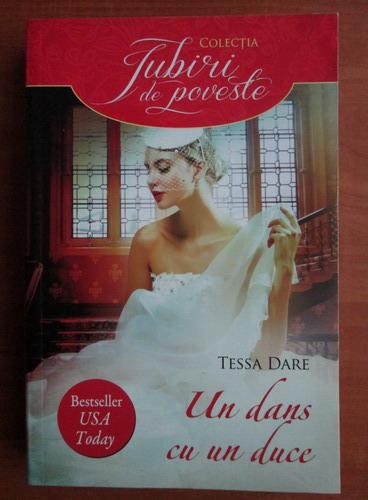 Anticariat: Tessa Dare - Un dans cu un duce