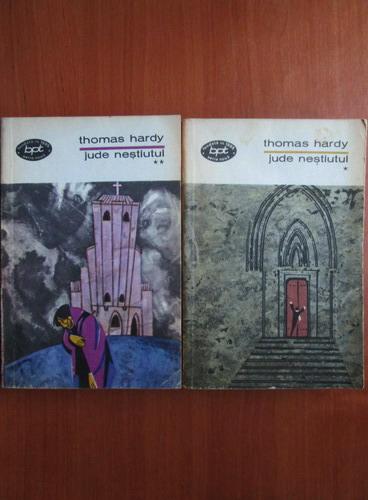 Anticariat: Thomas Hardy - Jude nestiutul (2 volume)