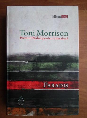 Anticariat: Toni Morrison - Paradis