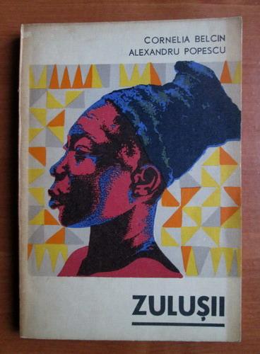 Anticariat: Cornelia Belcin - Zulusii