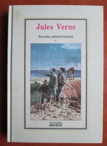 Anticariat: Jules Verne - Insula misterioasa, volumul 1 (Nr. 2)