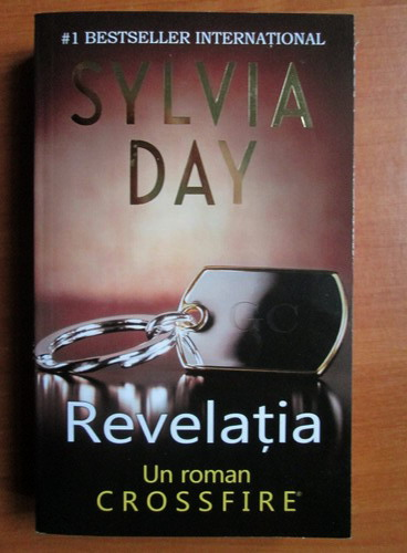 Anticariat: Sylvia Day - Revelatia
