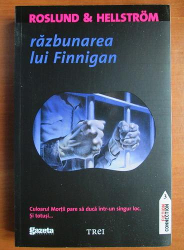 Anticariat: Roslund si Hellstrom - Razbunarea lui Finnigan