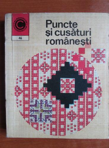 Anticariat: Scinteianu Mihaela - Puncte si cusaturi romanesti