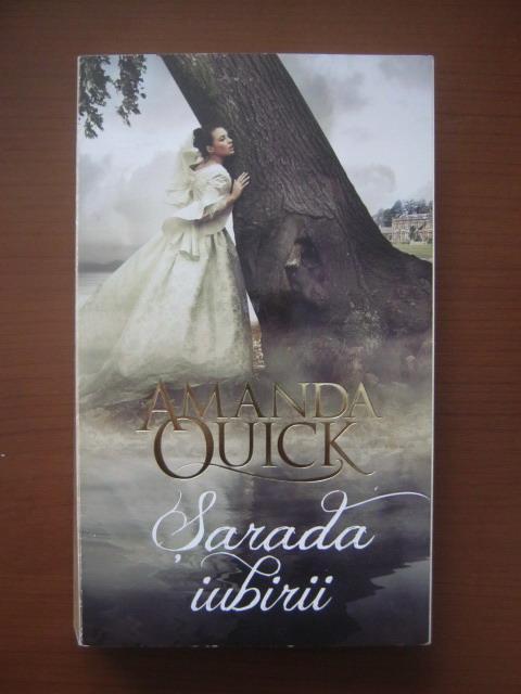 Anticariat: Amanda Quick - Sarada iubirii