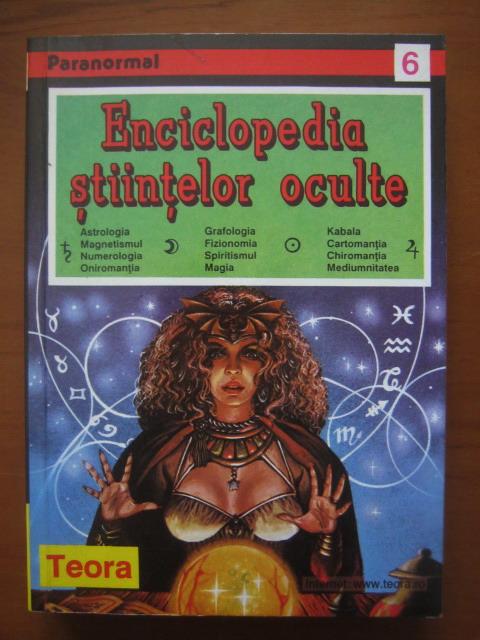 Anticariat: Enciclopedia stiintelor oculte
