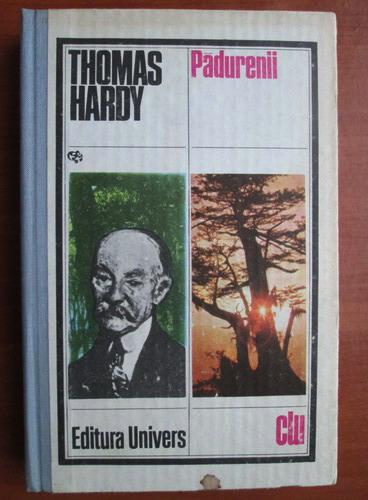Anticariat: Thomas Hardy - Padurenii