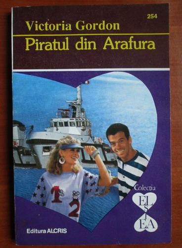 Anticariat: Victoria Gordon - Piratul din Arafura