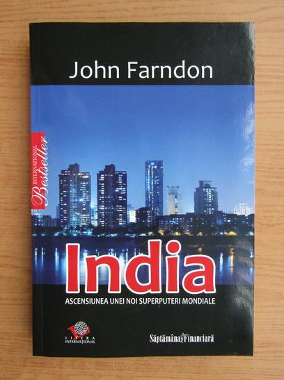 Anticariat: John Farndon - India