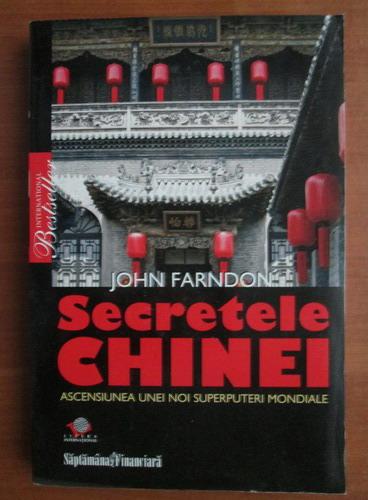 Anticariat: John Farndon - Secretele Chinei