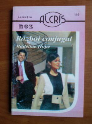 Anticariat: Madeline Hope - Razboi conjugal