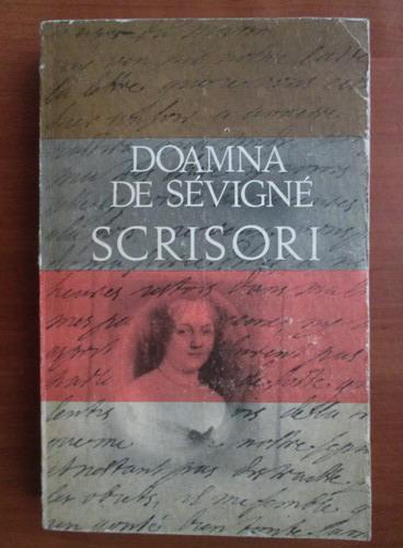 Anticariat: Doamna de Sevigne - Scrisori