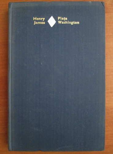 Anticariat: Henry James - Piata Washington