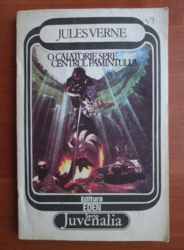 Anticariat: Jules Verne - O calatorie spre centrul pamantului
