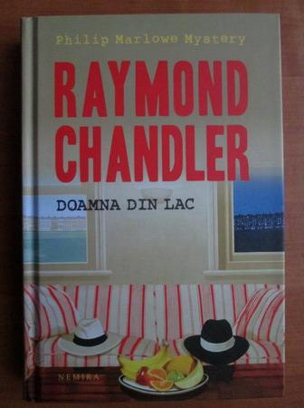 Anticariat: Raymond Chandler - Doamna din lac