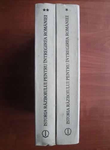Anticariat: Constantin Kiritescu - Istoria razboiului pentru intregirea Romaniei 1916-1919 (2 volume)