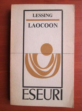 Anticariat: Lessing - Laocoon