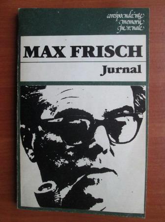 Anticariat: Max Frisch - Jurnal