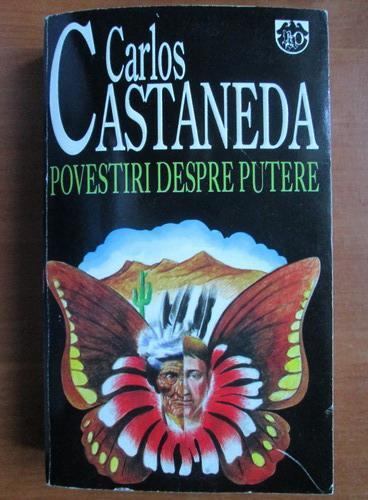 Anticariat: Carlos Castaneda - Povestiri despre putere