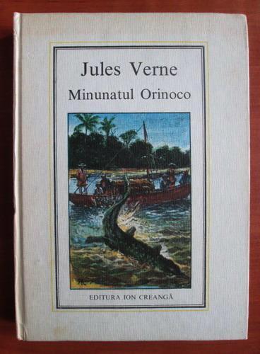 Anticariat: Jules Verne - Minunatul Orinoco (Nr. 22)