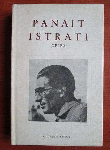 Anticariat: Panait Istrati - Opere (volumul 4 - Domnita din Snagov)