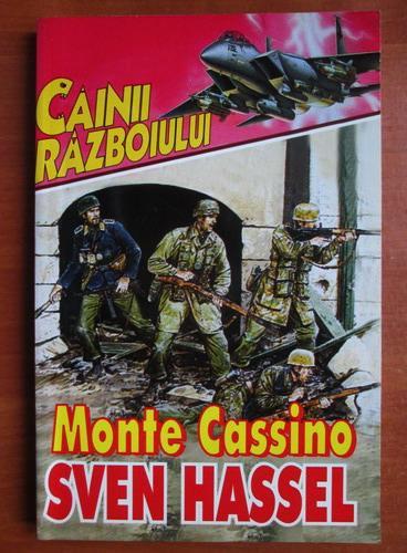 Anticariat: Sven Hassel - Monte Cassino