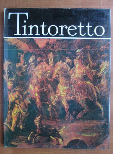 Anticariat: Virgil Mocanu - Tintoretto