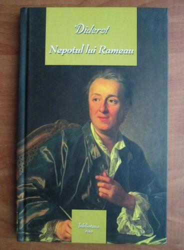 Anticariat: Diderot - Nepotul lui Rameau