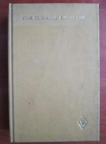 Anticariat: Ionel Teodoreanu - Opere alese (volumul 4 - Turnul Milenei. Bal mascat)