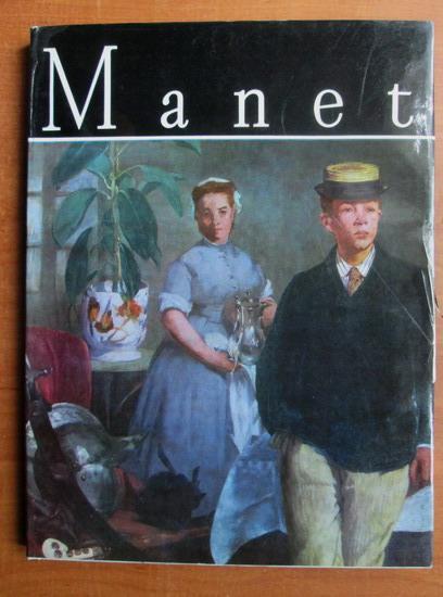 Anticariat: Iulian Mereuta - Edouard Manet
