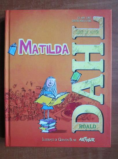 Anticariat: Roald Dahl - Matilda