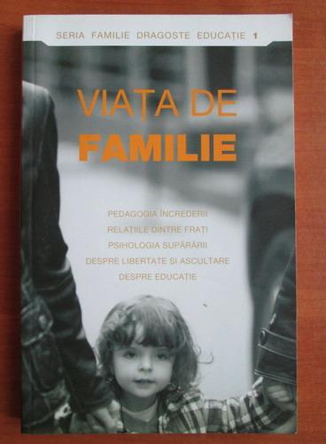 Anticariat: Viata de familie