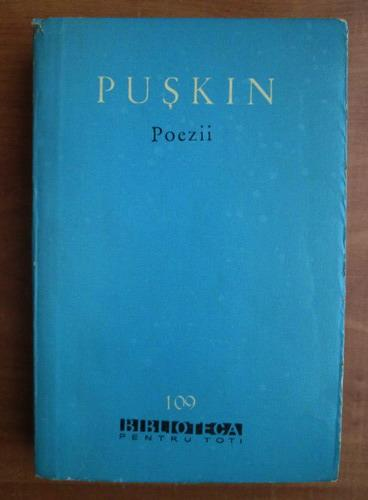Anticariat: A. S. Puskin - Poezii