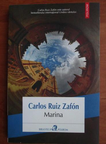 Anticariat: Carlos Ruiz Zafon - Marina