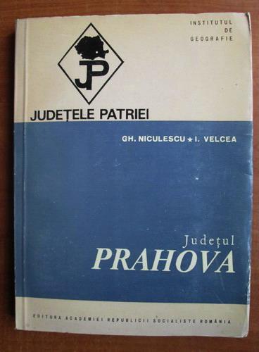Anticariat: Gh. Niculescu - Prahova (colectia Judetele Patriei)