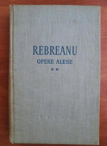 Anticariat: Liviu Rebreanu - Opere alese, volumul 2. Ion