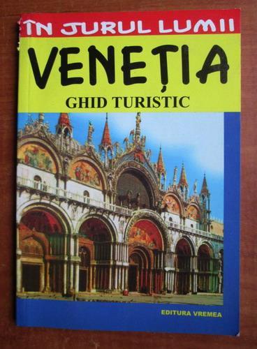 Anticariat: Luigi Armioni - Venetia. Ghid turistic