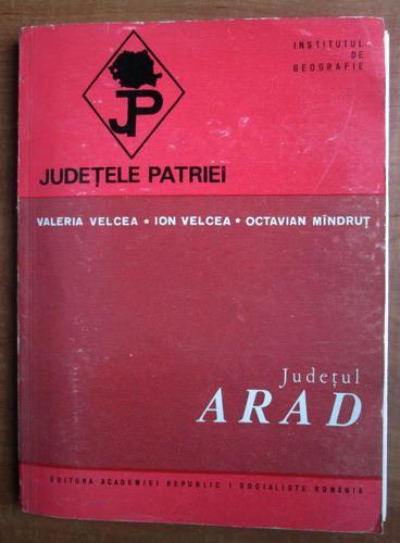 Anticariat: Valeria Velcea - Arad (colectia Judetele Patriei)