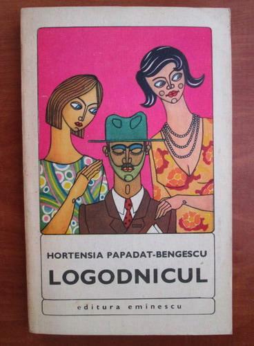 Anticariat: Hortensia Papadat Bengescu - Logodnicul