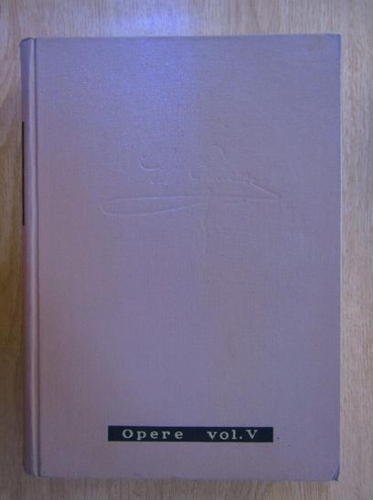 Anticariat: Mihai Eminescu - Opere, volumul 5. Poezii postume