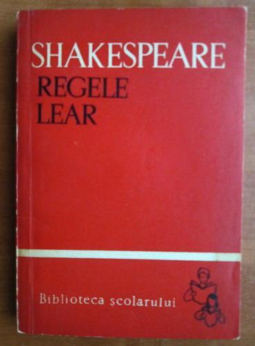 Anticariat: Shakespeare - Regele Lear