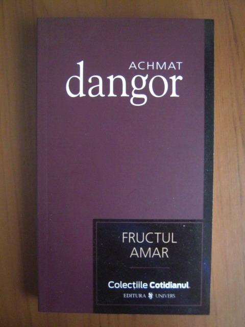 Anticariat: Achmat Dangor - Fructul amar (Cotidianul)
