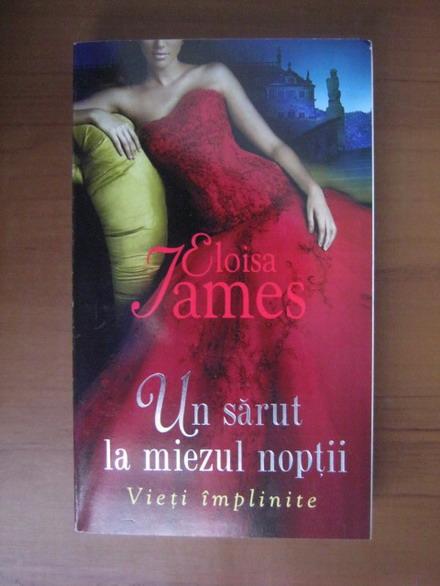 Anticariat: Eloisa James - Un sarut la miezul noptii