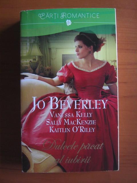 Anticariat: Jo Beverley - Dulcele pacat al iubirii