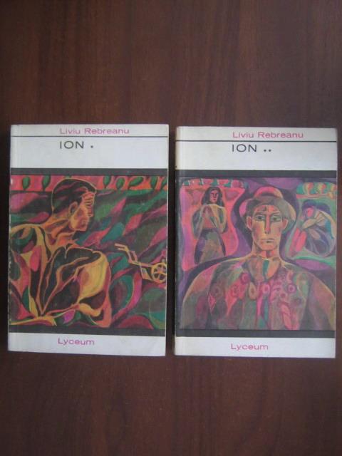 Anticariat: Liviu Rebreanu - Ion (2 volume)