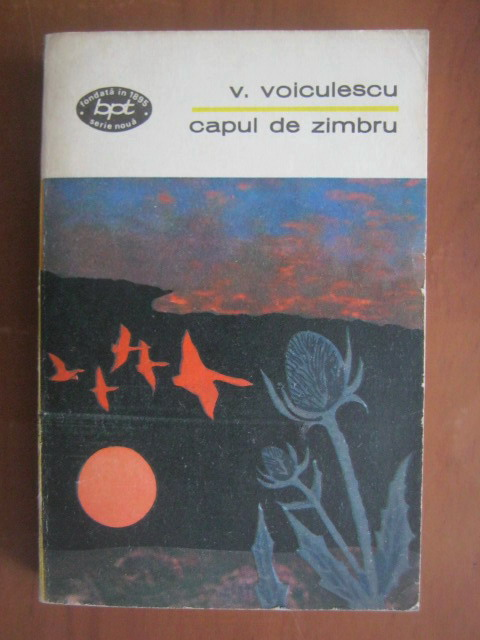 Anticariat: Vasile Voiculescu - Capul de zimbru