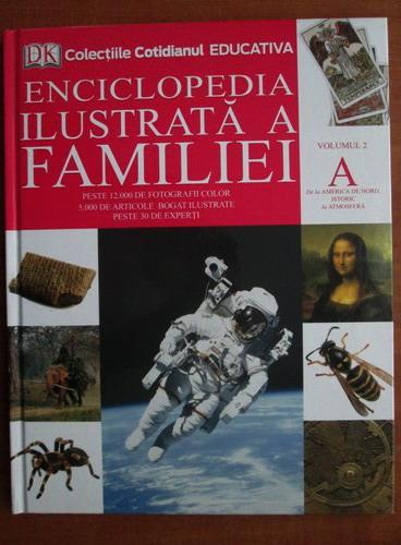 Anticariat: Enciclopedia ilustrata a familiei (volumul 2)