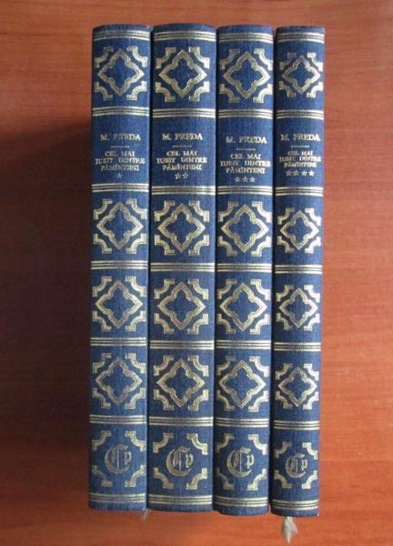 Anticariat: Marin Preda - Cel mai iubit dintre pamanteni (4 volume)