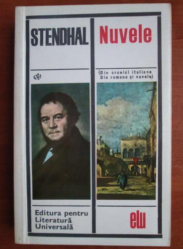 Anticariat: Stendhal - Nuvele