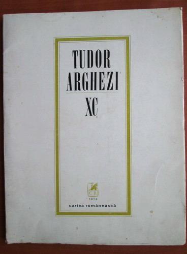 Anticariat: Tudor Arghezi - XC